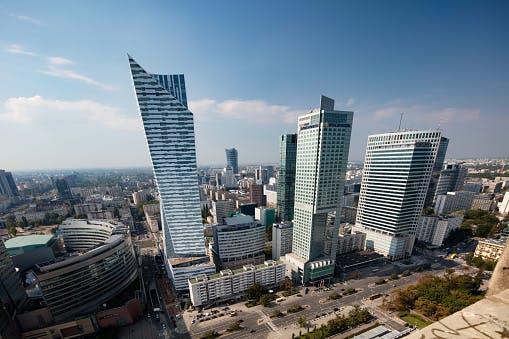 Najlepsza dzielnica Warszawy