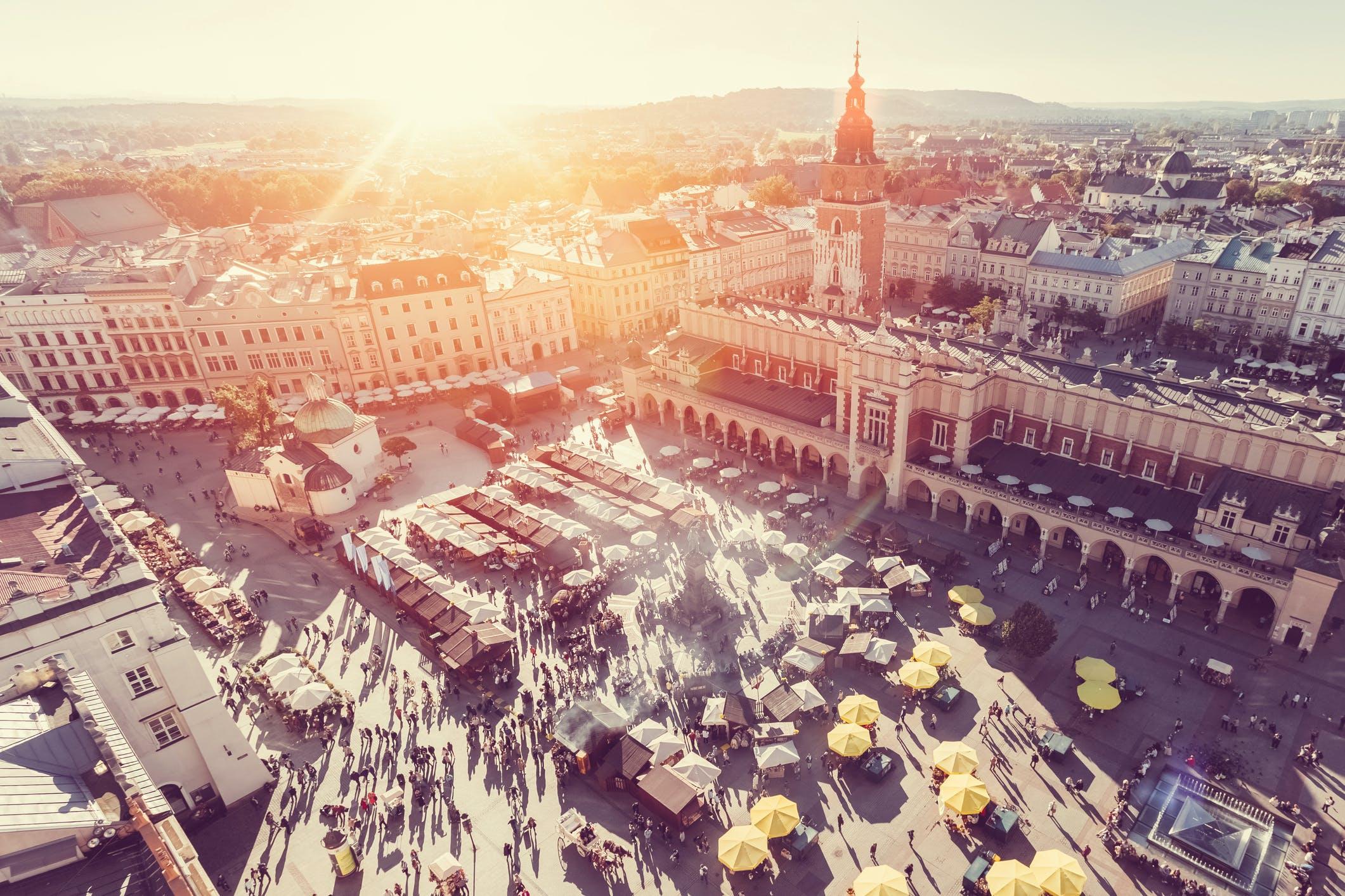 Dane Otodom 2021: W Krakowie ceny domów w pandemii mocno w górę
