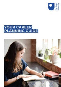 Thumbnail image of the front cover of Your Career Planning Guide