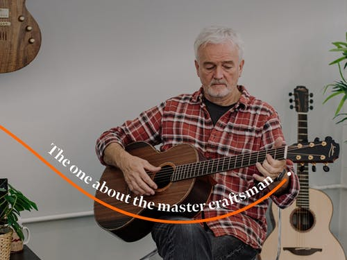 The one about the master craftsman
