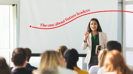 Future Leaders Connect programme
