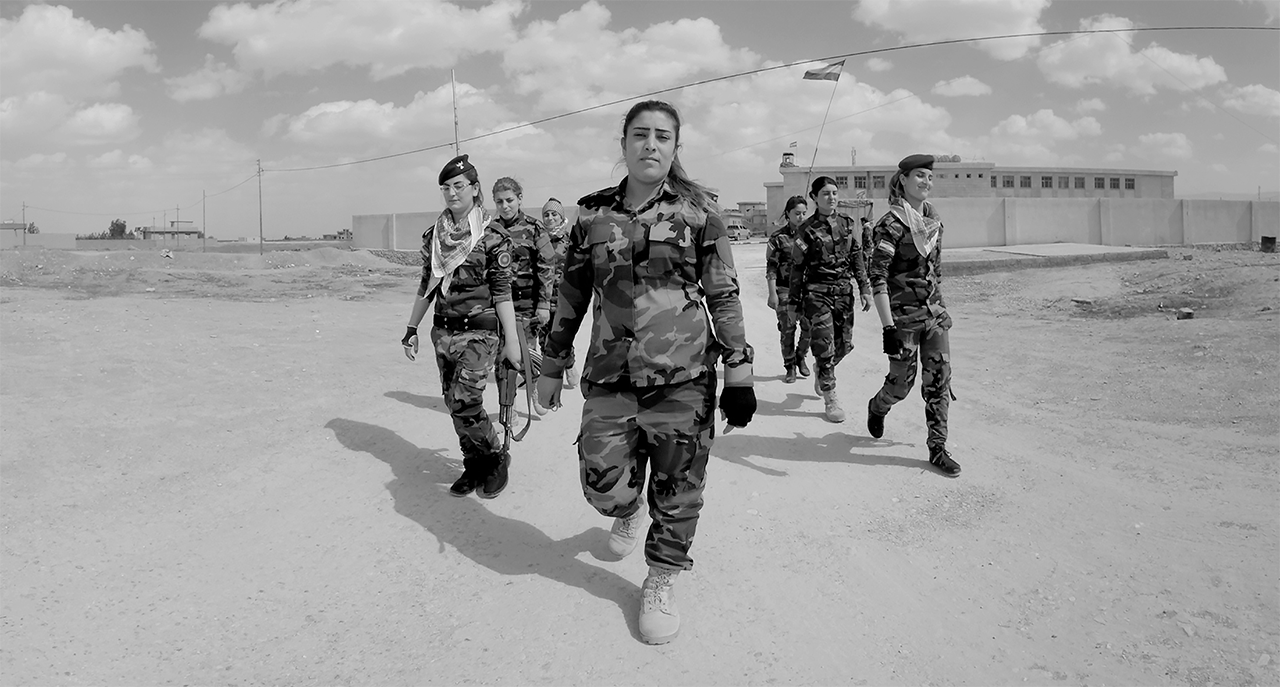 VR Film Highlights Female Empowerment in War