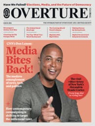 Overture Global Magazine | Fall 2018 | The Election Issue | Issue 002