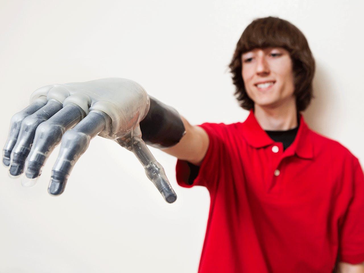 Restoring the Sixth Sense of Lost Limbs
