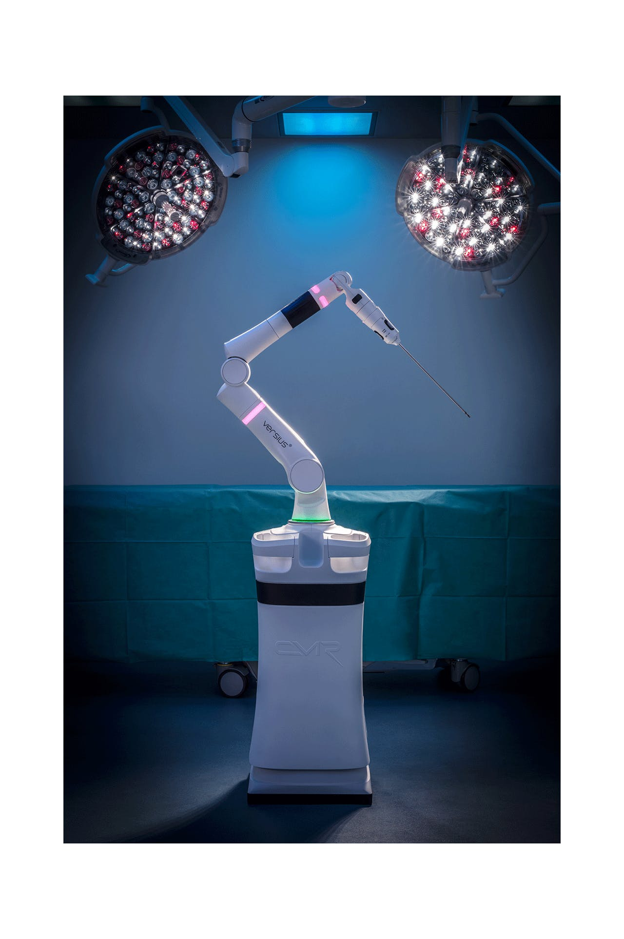 A New Robot Surgeon for the UK