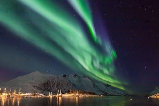 northern light norway