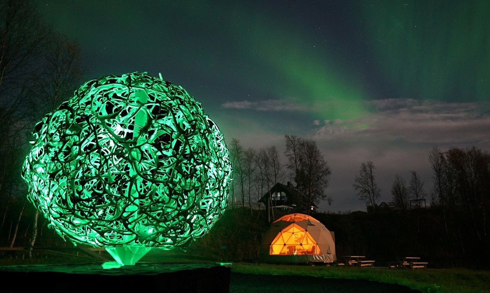 dome i lakselv norge