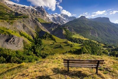 France's Parc National des Ecrins, Getty Images