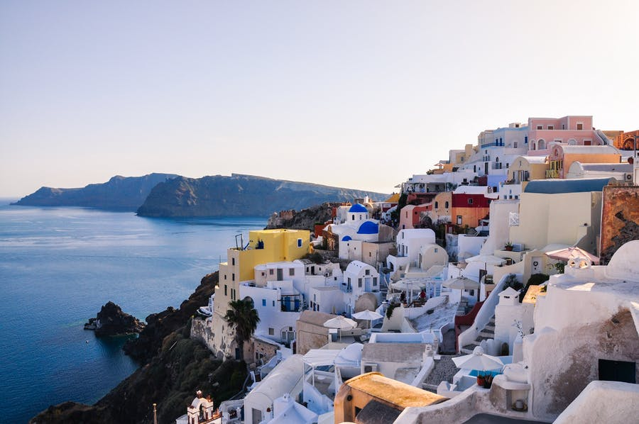Greece, Jeet Dhanoa for Unsplash