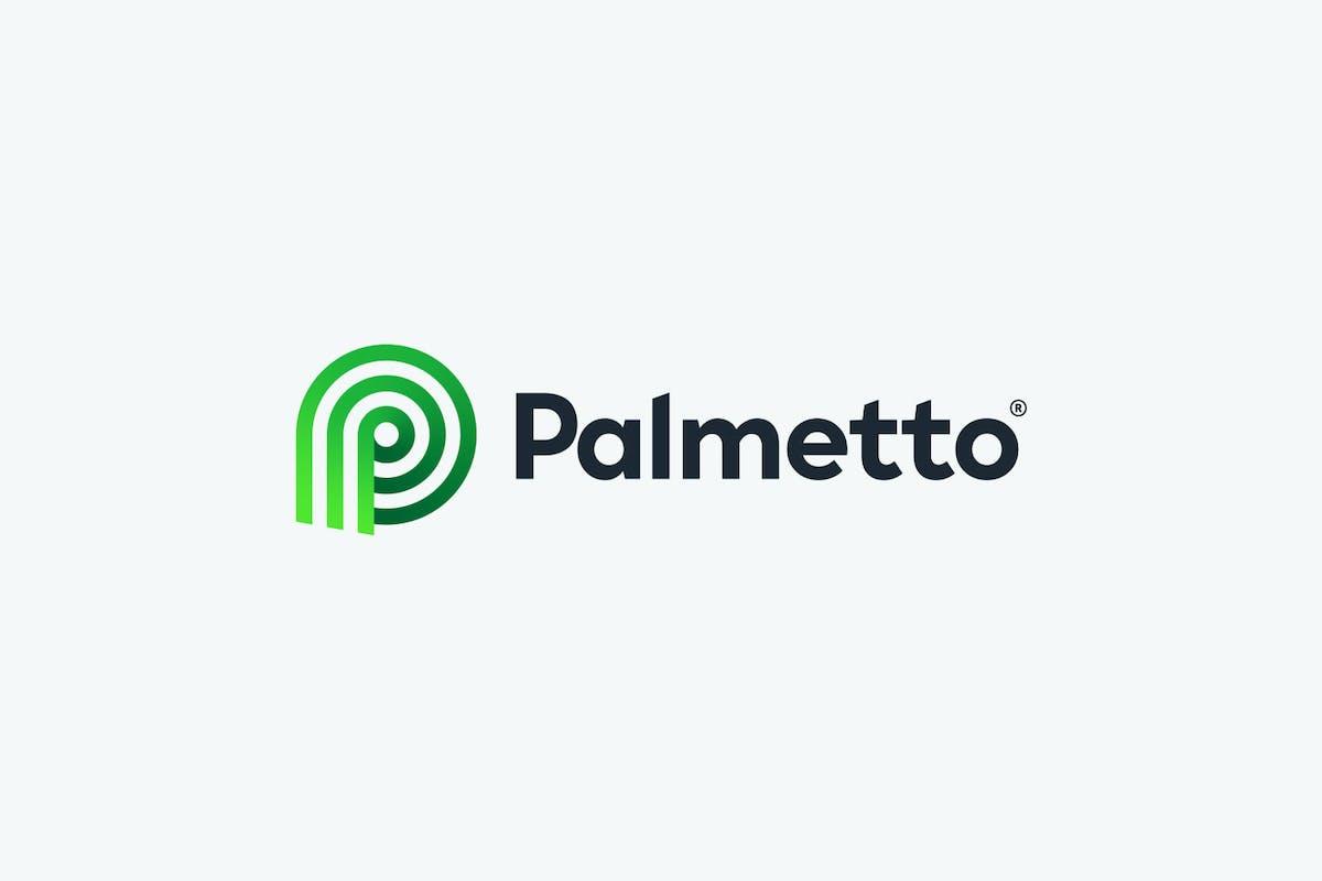 Palmetto logo.