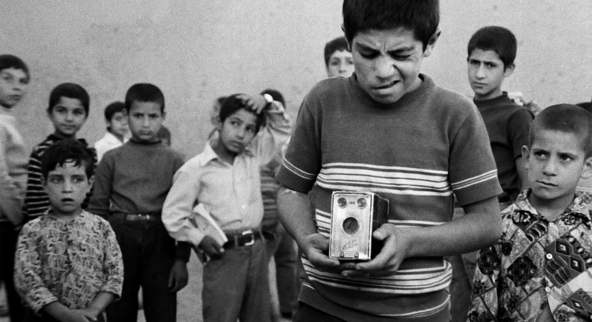 """Le Passager"" d'Abbas Kiarostami"