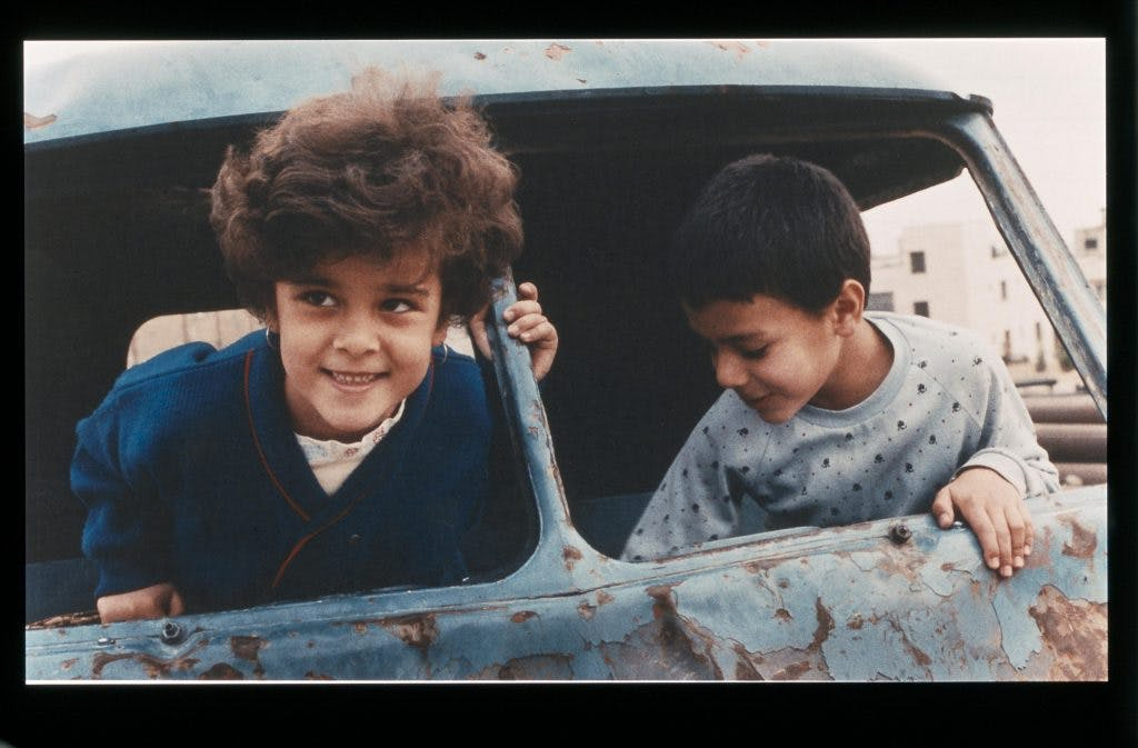 "Photogramme du ""Goût de la cerise"" d'Abbas Kiarostami (mk2)"