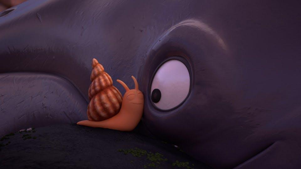 La Baleine et l'escargote (c) Les Films du Préau
