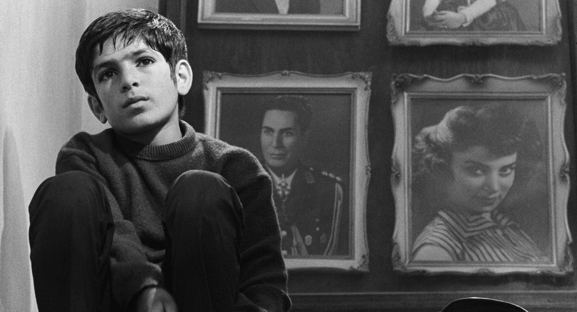 """Expérience"" d'Abbas Kiarostami"