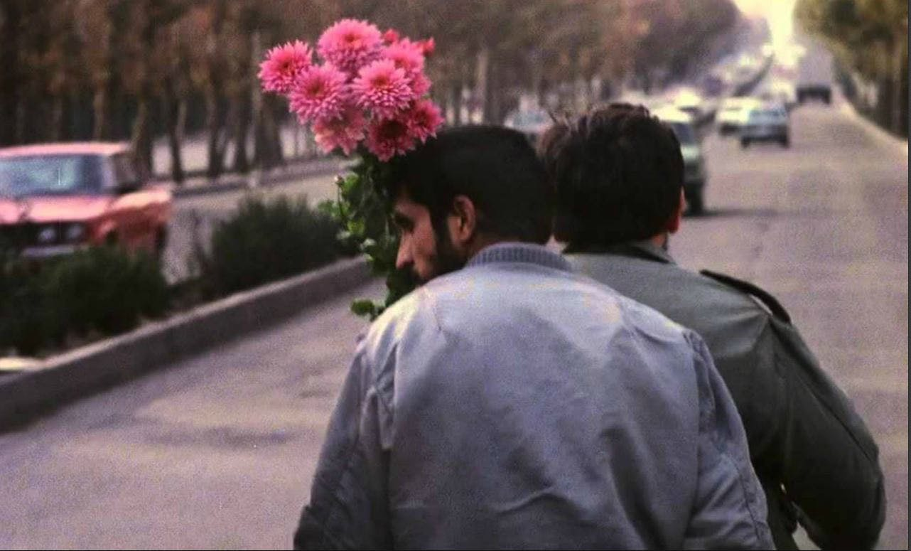 "Photogramme de ""Close-Up"" d'Abbas Kiarostami (mk2 films)"
