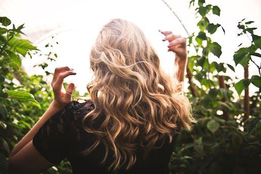 Tips voor glanzend haar