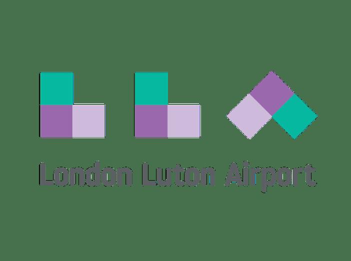 London Luton Airport Logo