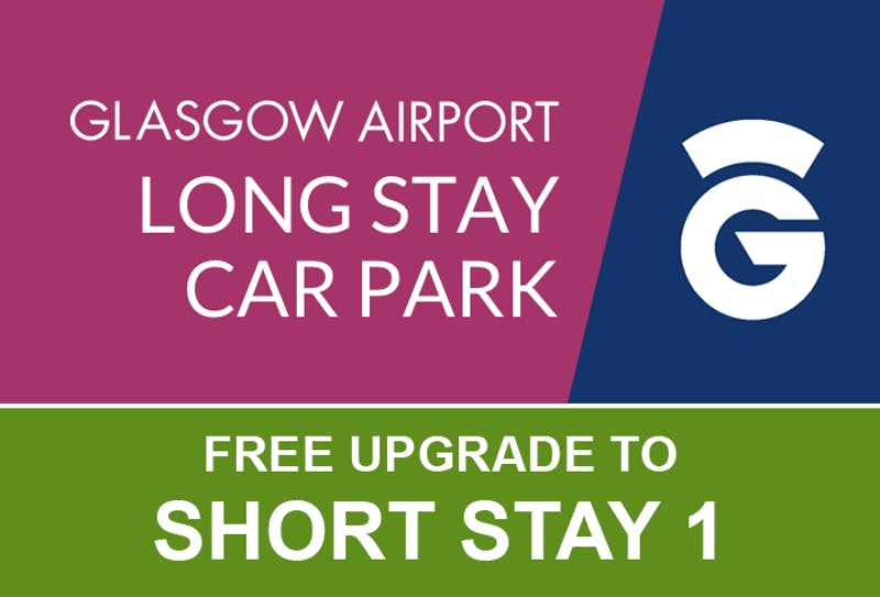 Glasgow Airport long and short stay