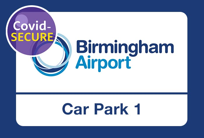 Birmingham Airport Car Park Logo
