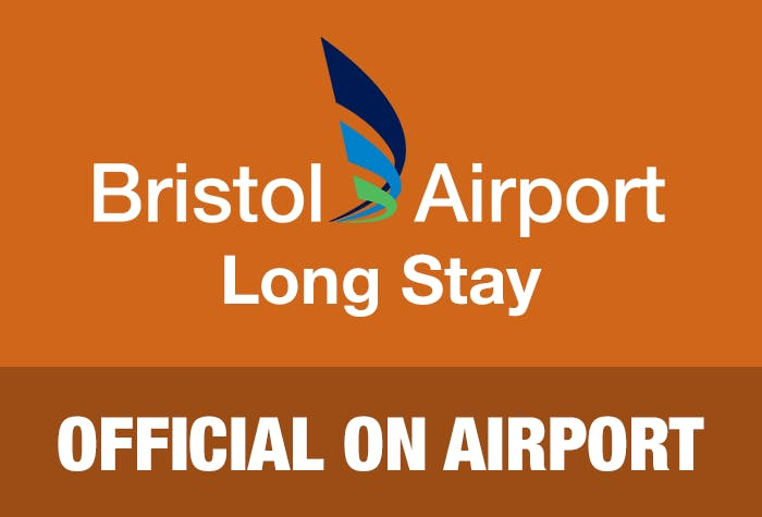 Bristol Airport Long Stay - Official On Airport Logo