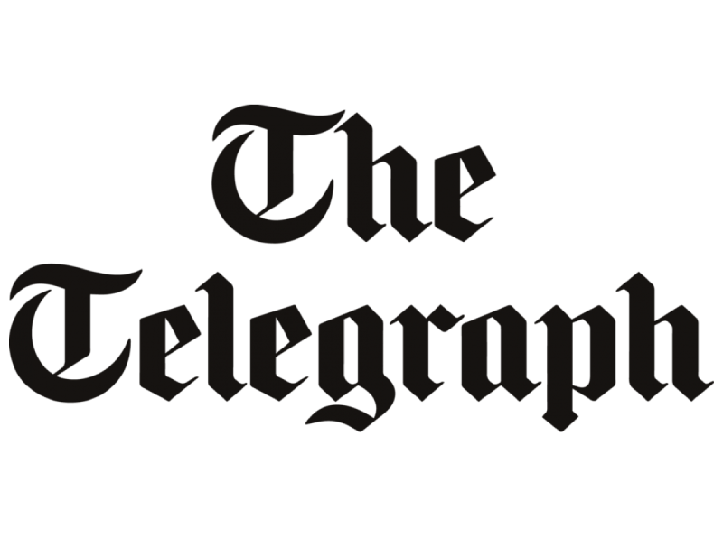 Logo of The Telegraph Newspaper