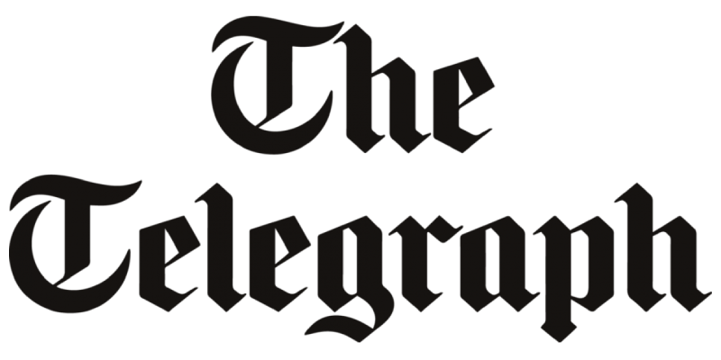 Logo of The Telegraph Newspaper