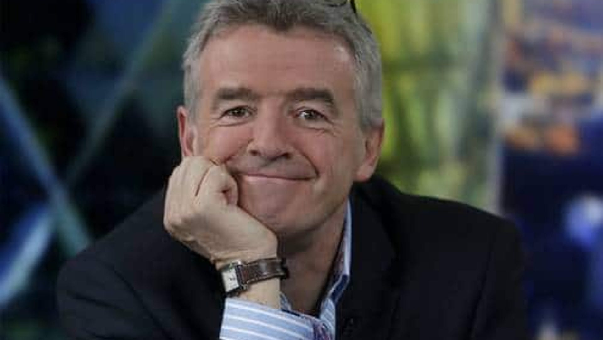 Michael O'Leary of Ryanair