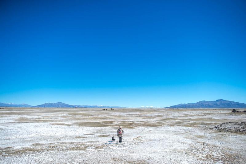 James Morgan Photographer, Bolivia's Chipaya