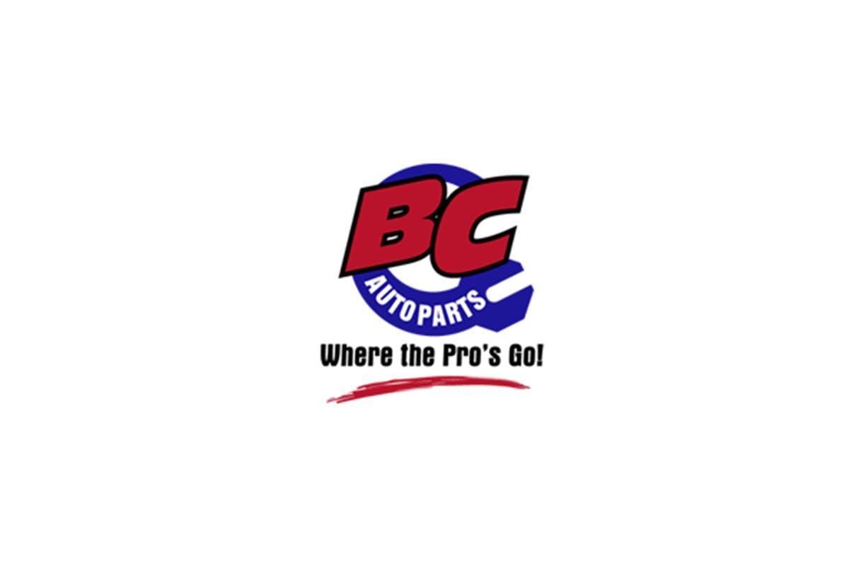 BC auto parts logo