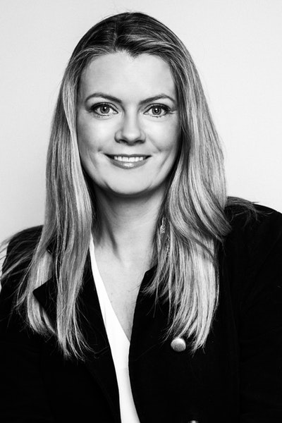 Gudrun Thorgeirsdottir - Chief Business Development Officer