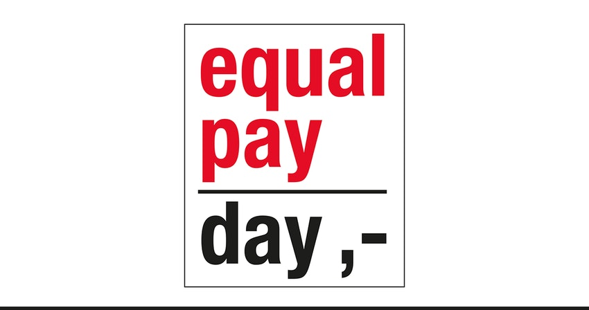 Margret Bjarnadottir was featured as an Equal Pay Game Changer