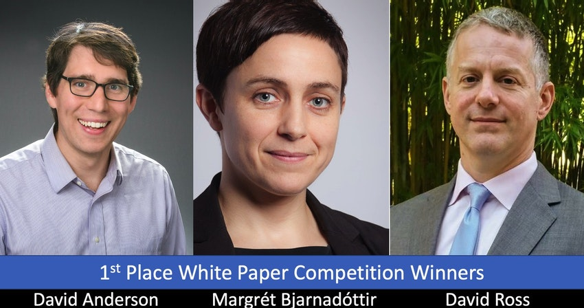 PayAnalytics founders win the Wharton People Analytics - White Paper competition