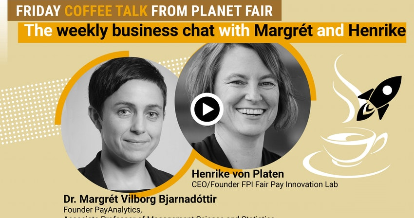 The Friday CoffeeTalk from PlanetFair