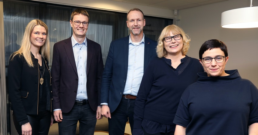 New Business Venture Fund investerar i PayAnalytics