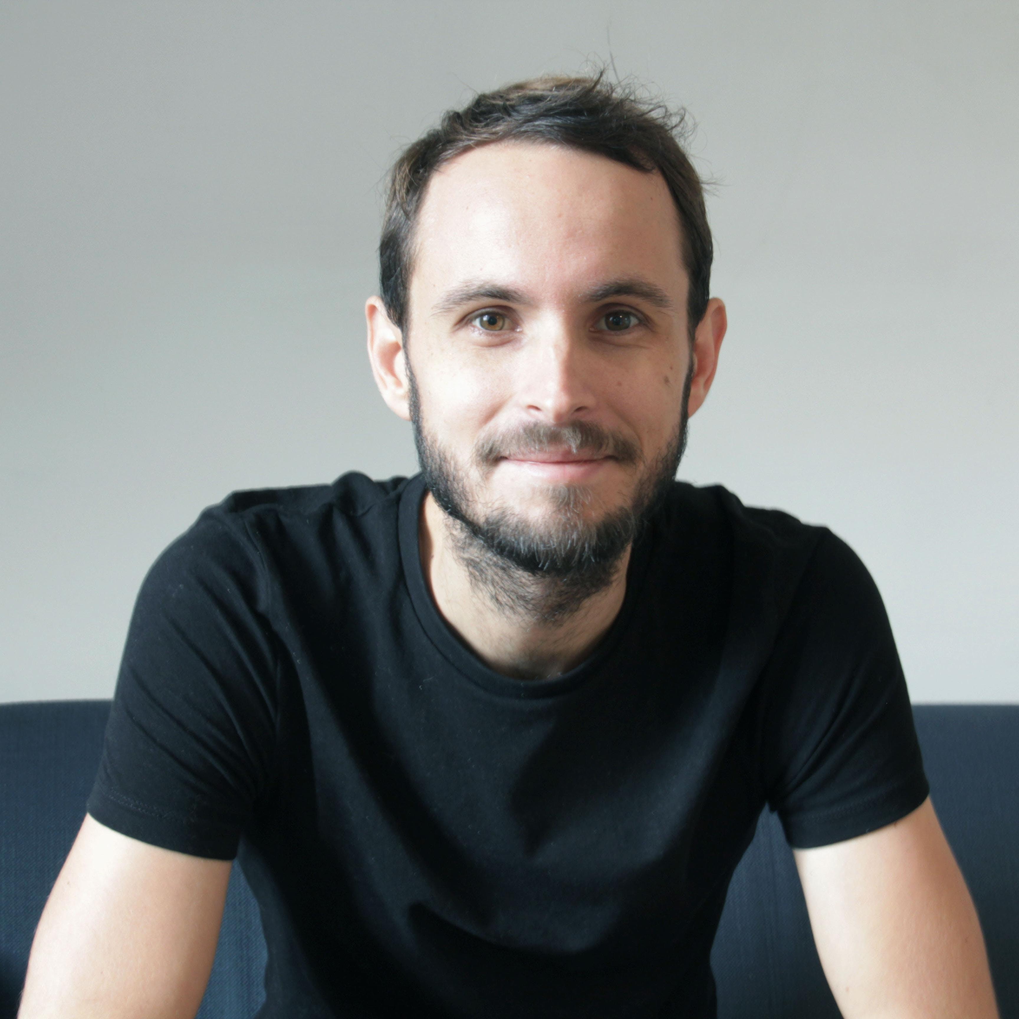 Gilles Bertaux, CEO