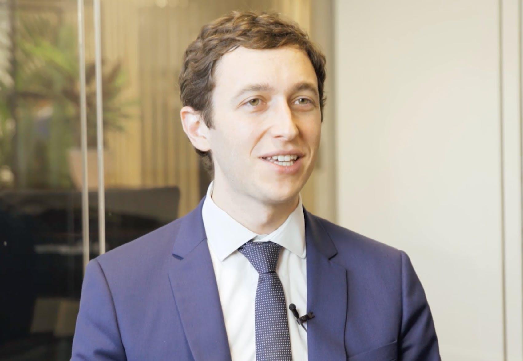 Olivier Fournier, Directeur des Ressources Humaines
