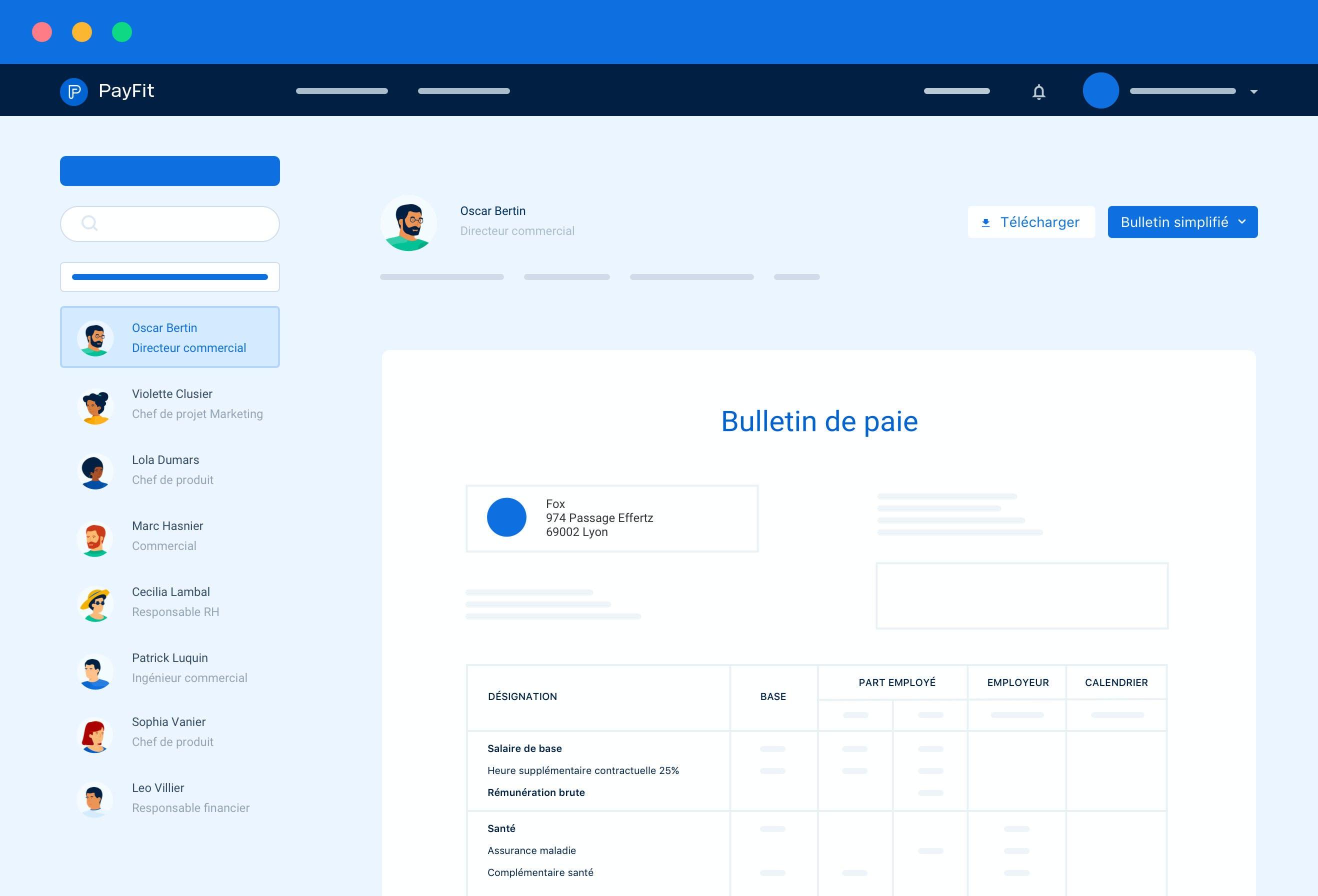 La gestion de la paie simple et automatisée