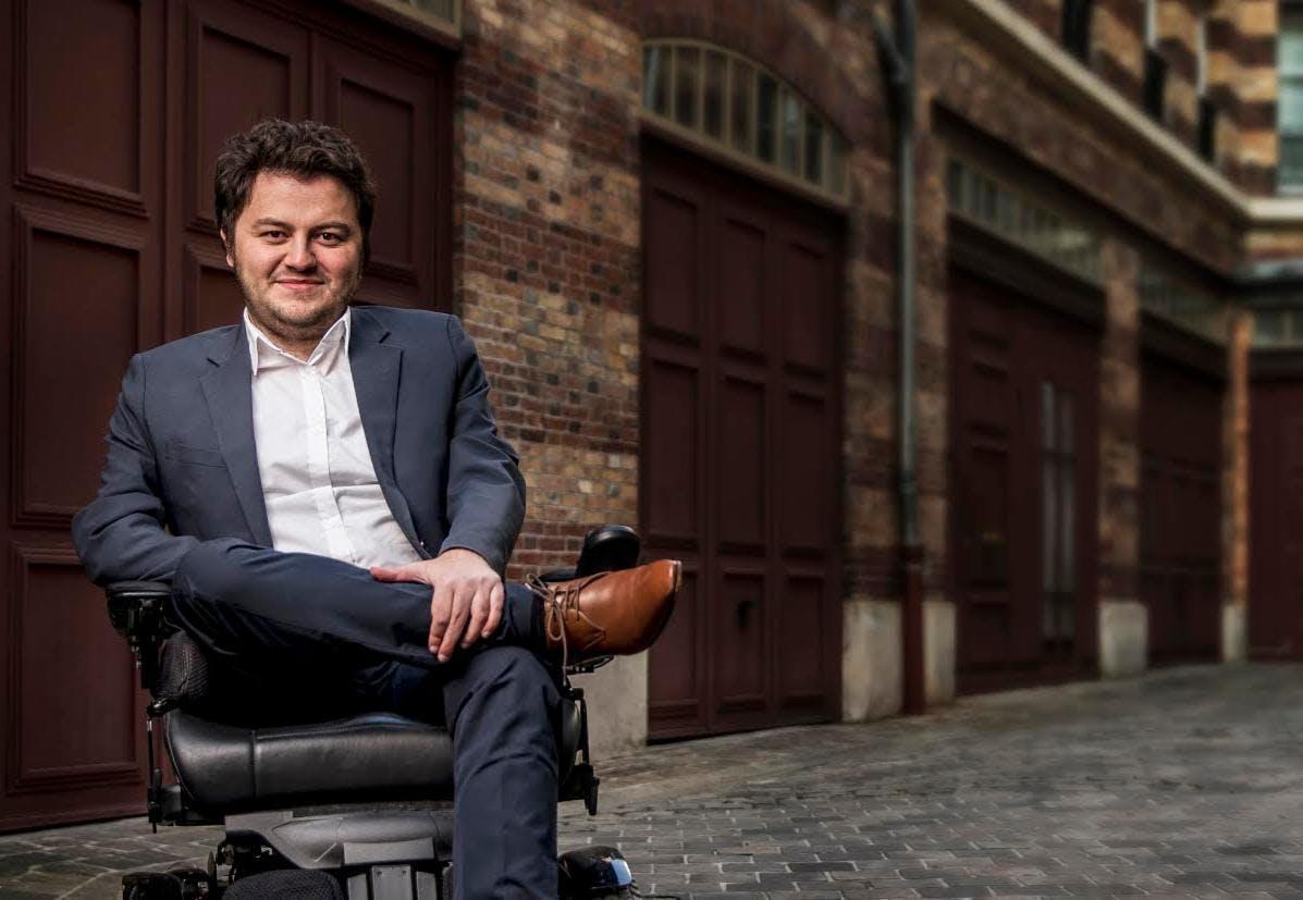 Louis Debouzy, CEO