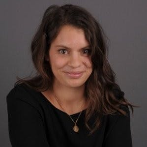 Justine Vergès, Office Manager