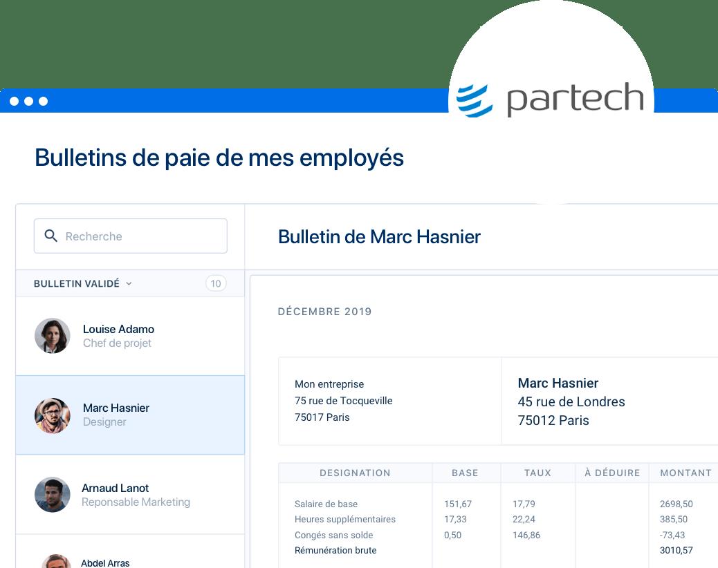 Avec Partech, profitez de 20% de réduction sur PayFit pendant 1 an !