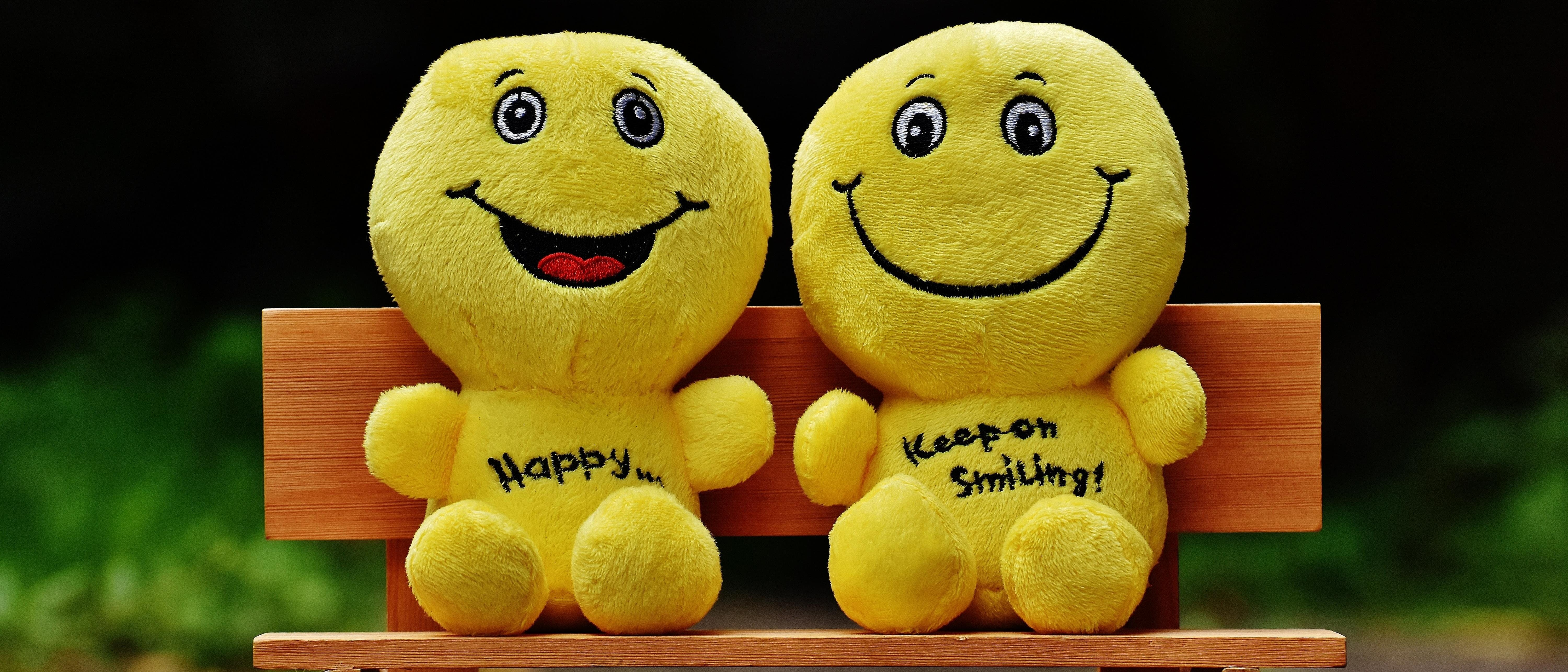 Keep on smiling!