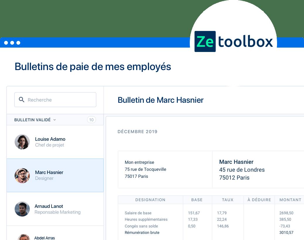 Avec Zetoolbox, profitez de 50% de réduction sur PayFit pendant 6 mois !