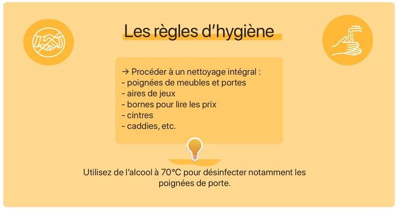 regles hygiene