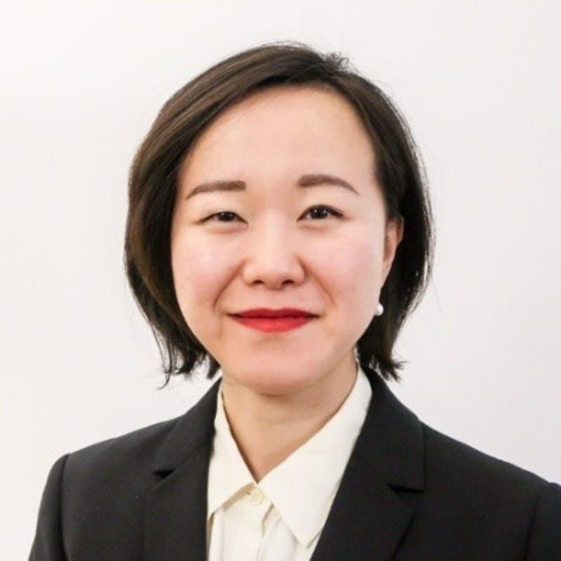 Jenny Liu, Head of Finance