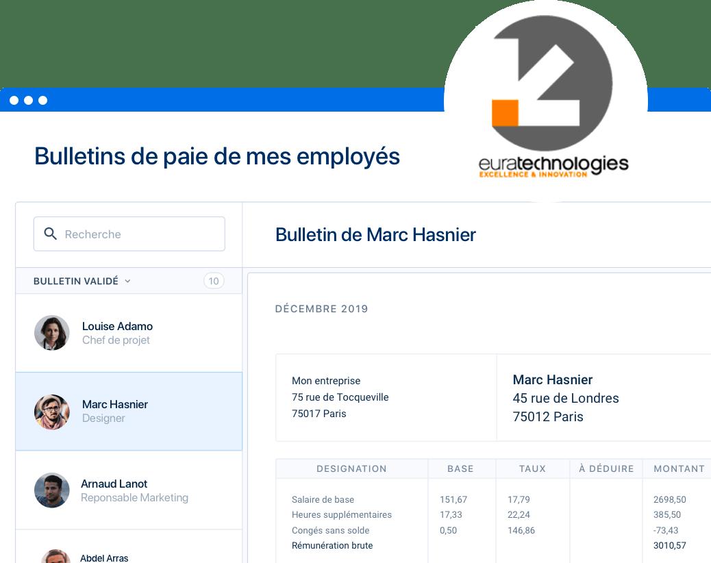 Avec EuraTechnologies, profitez de 20% de réduction sur PayFit pendant 1 an