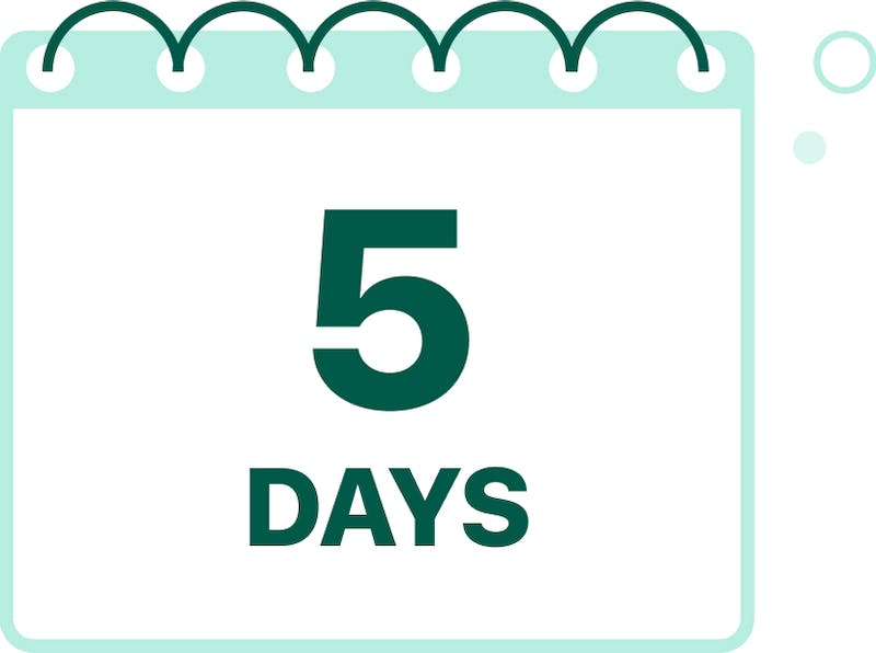 5 days to migrate to PayFit