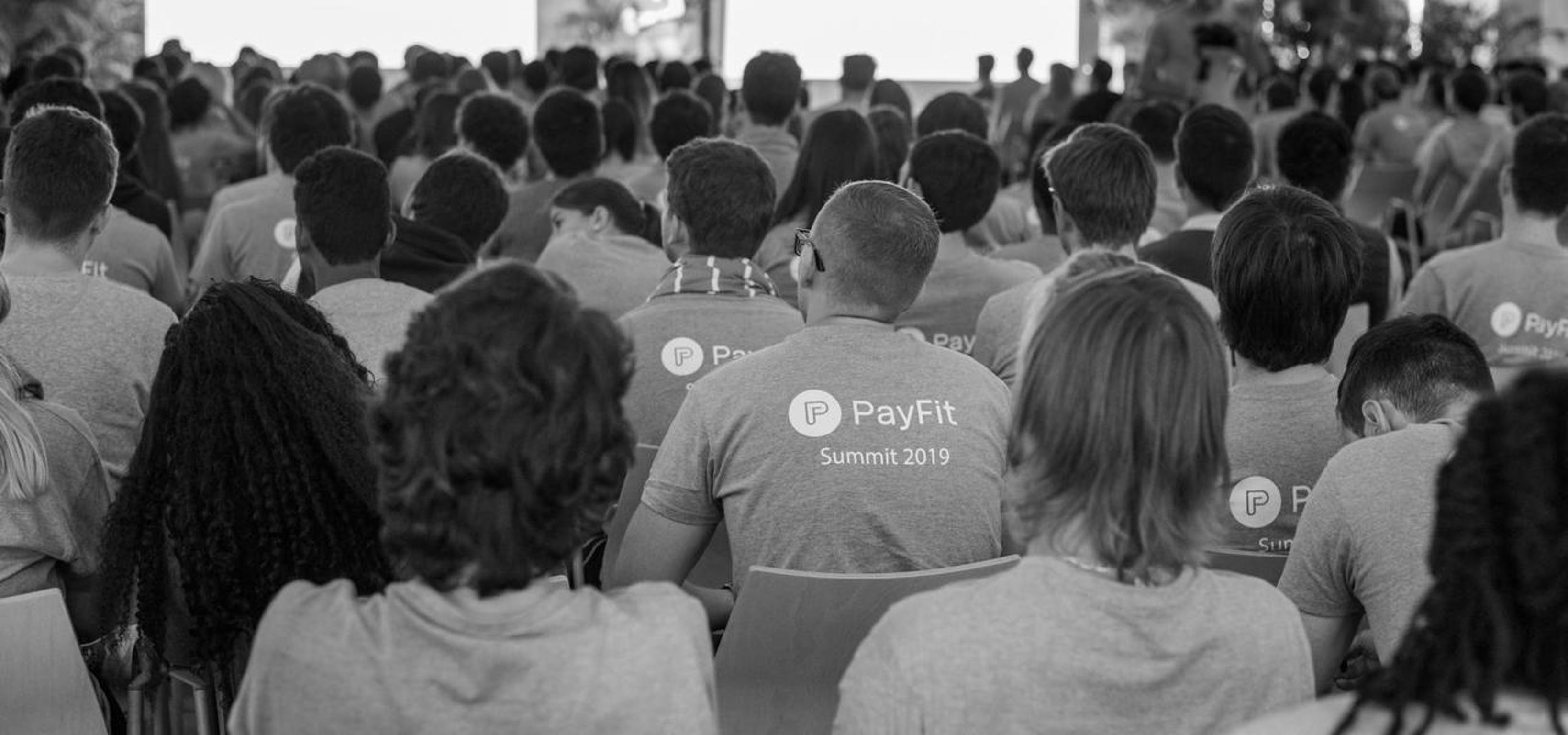 The PayFit Summit, 2019.