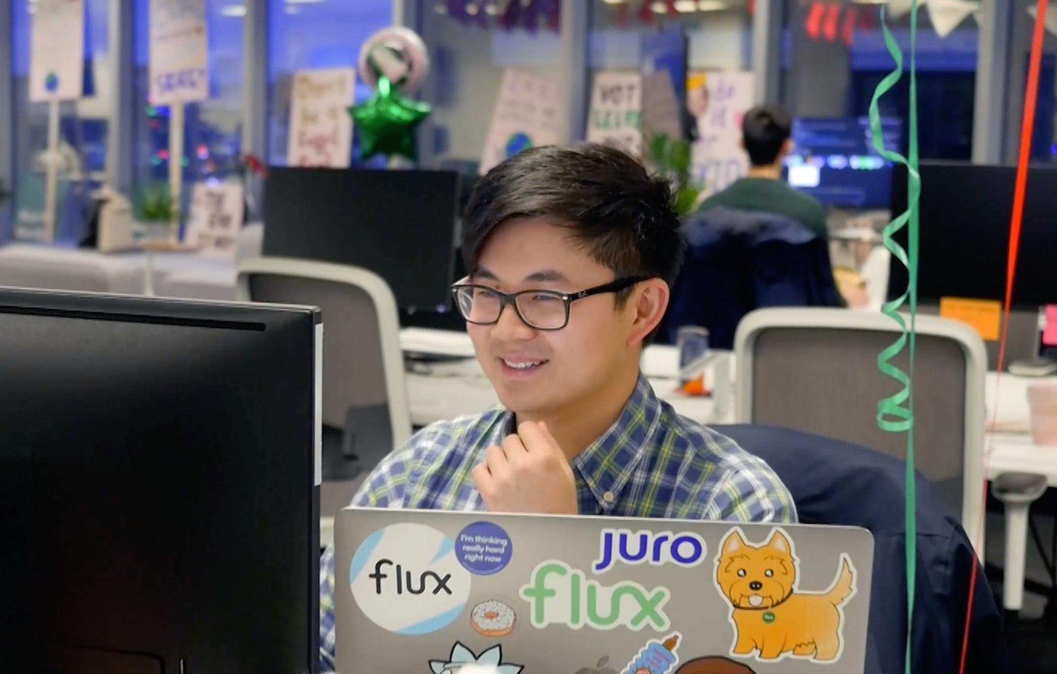 Flux client testimonial