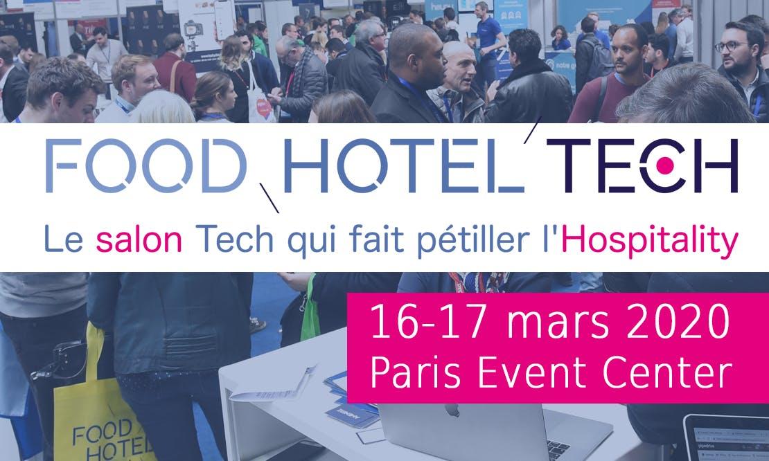 Food Hotel Tech Paris x PayFit