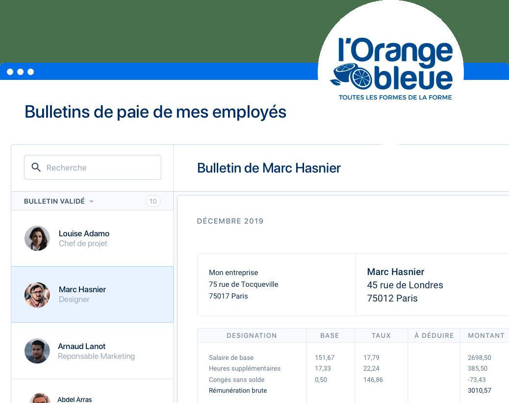 Franchisés l'Orange Bleue, profitez de conditions avantageuses pour adopter PayFit !